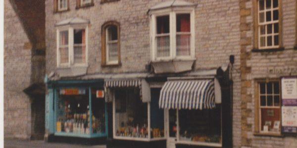 Langport Stores 1978