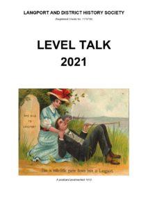 Level Talk cover